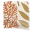 Choices Scandi Ferns Vintage Linnen Herfst Rolgordijn sample image