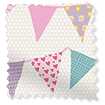 Expressions Bunting Roze Velux® door TUISS sample image
