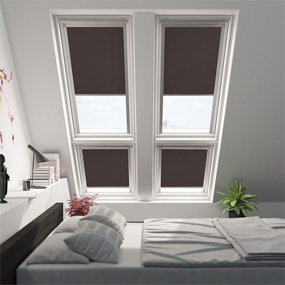 Expressions Hickory Velux® door TUISS